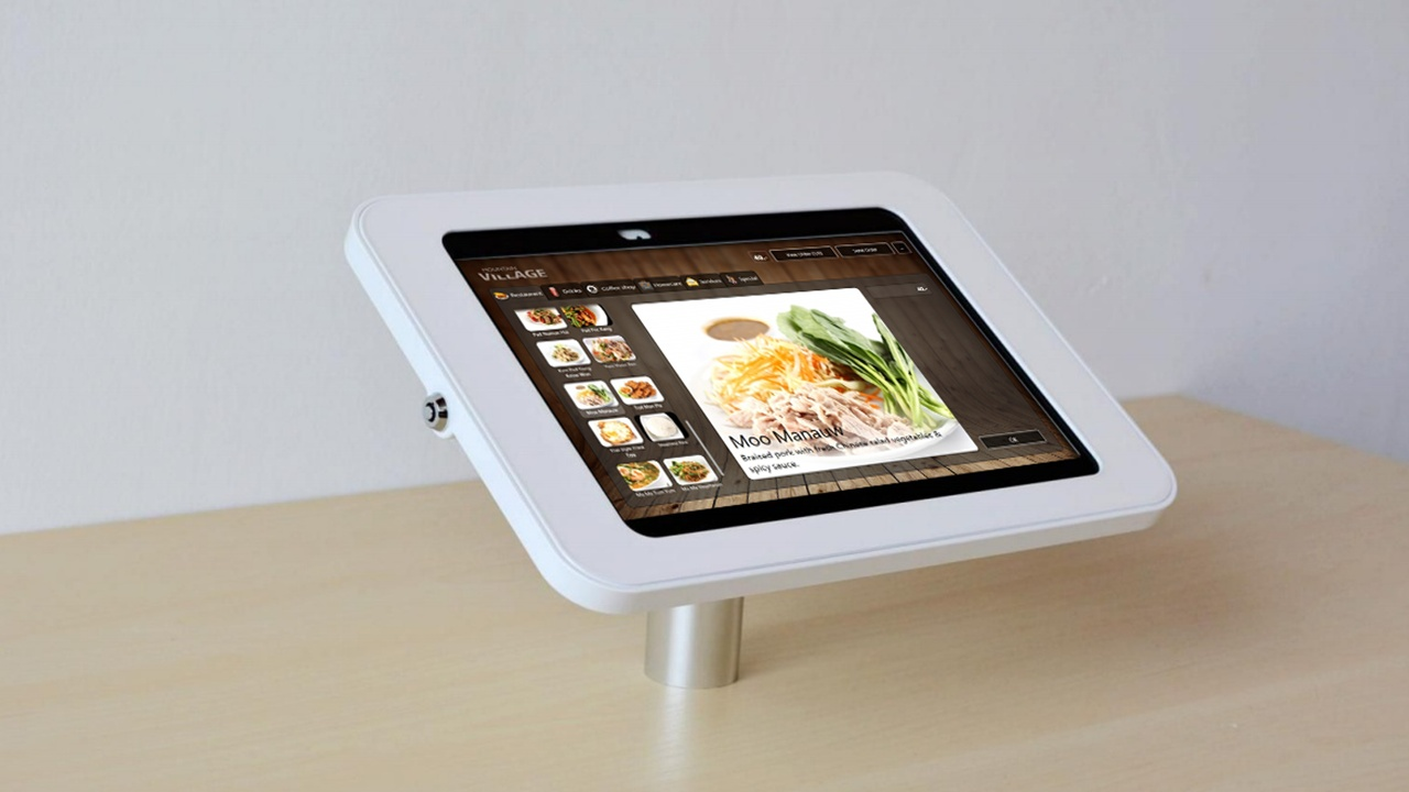 menu-tablet-on-desk